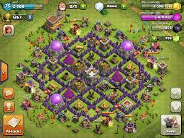 coc layout builder th8 clash of clans layouts for town hall level eight th8 clash of