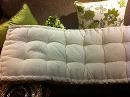 Seat Bench Cushions Tufted Bench Cushion Pier 1 For The Home Pinterest Tufted