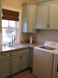 laundry room cabinet ideas laundry room modern with levy art and