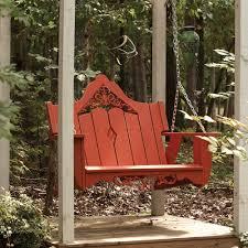 uwharrie chair veranda swing v052