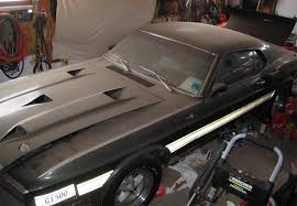 1969 ford mustang gt500 for sale 1969 shelby gt500 set for auction after 40 years in storage