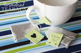 personalized tea bags personalized tea bags twistedewe