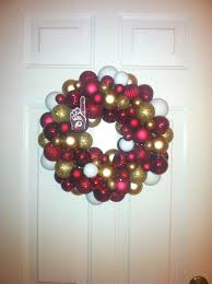 best 25 redskins wreath ideas on redskins baby nfl