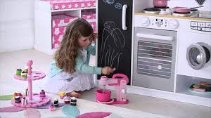 cuisine kidcraft pepperpot play kitchen chalkboard gltc
