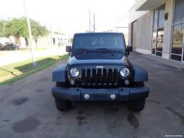 jeep wrangler unlimited sport blue 2014 jeep wrangler unlimited sport for sale in houston tx stock