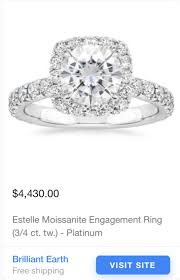 engagement rings prices images How i got a big cheap engagement ring heather roams