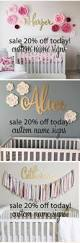 best 25 name in nursery ideas on pinterest wooden name letters what a great idea to decorate above a crib for a new baby room a