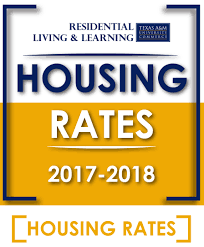 room and board rates texas a u0026m university commerce