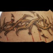 crown of thorns tattoos designs ideas and meaning tattoos for you
