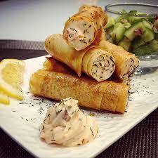 cuisiner les feuilles de brick mascarpone et saumon papa en cuisine