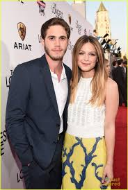 melissa benoist u0026 blake jenner couple up for u0027the longest u0027 ride