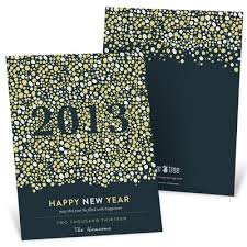 new year photo card ideas new year greeting cards idea for handmade cut out numbers and