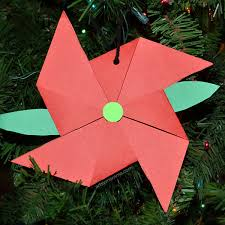 the legend of the poinsettia ornament craft artsy momma