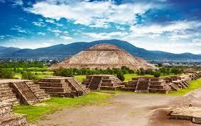 Teotihuacan Map Teotihuacan Ancient Origins