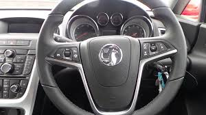 opel astra 2014 interior 2015 vauxhall astra 1 6 cdti excite 5 door in red youtube
