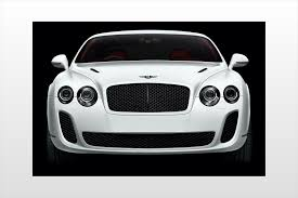 bentley white interior 2010 bentley continental supersports information and photos