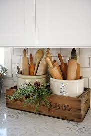 kitchen display ideas best 25 rolling pin display ideas on rustic rolling