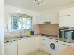 machine a laver dans la cuisine cuisine