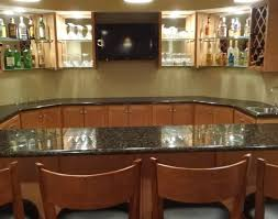 Ideas For Finished Basement Bar Finished Basement Bars Wonderful Building A Basement Bar