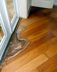 water damaged hardwood floors cost repair