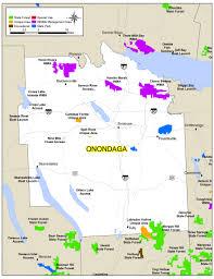 Occ Map Onondaga County Hiking