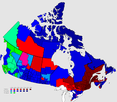 Chicago Demographics Map by Religious Map Of Canada Maps Pinterest Religion
