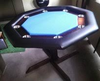 Poker Table Pedestal Octagon Racetrack Poker Table Leg And Base Options