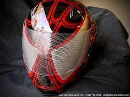 custom motorcycles helmets gallery