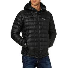 rab mens down jackets and insulated jackets free uk delivery