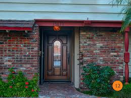 Red Front Doors Fiberglass Entry Doors Photo Gallery Todays Entry Doors