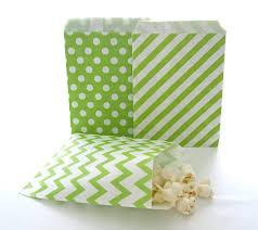 amazon com green gift bags christmas candy bags small party
