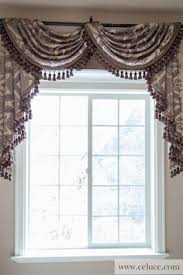 Window Swags And Valances Patterns Debutante Austrian Swags Style Swag Valance Curtain Set Pink Peony