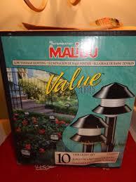 Malibu Landscape Light intermatic malibu lx50610p 10 tier walkway lighting set landscape