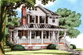 house plans farmhouse country cozy country 4 bed farmhouse plan 15000nc architectural