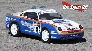 rally porsche review u2013 carisma m48s porsche 959 rtr rally car big squid rc