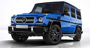limited edition mercedes limited edition mercedes amg g63 50th anniversary launches in