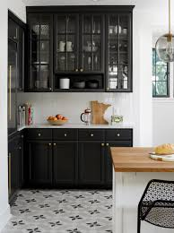 modern paint colors for kitchen cabinets how to choose the best black paint colors for bold