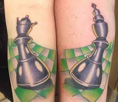 tattoo couple king and queen 40 king queen tattoos that will instantly make your relationship