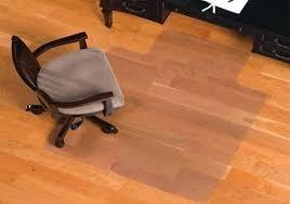 office chair on wood floor protector office chair wood floor