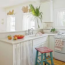 Coastal Cottage Kitchen - design secrets for coastal cottages coastal living