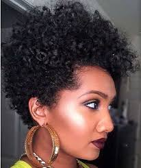 short hairstyles very cute natural hairstyles for short hair easy