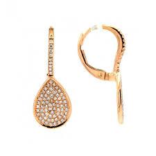 diamond teardrop earrings earrings with diamonds