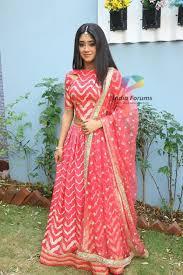 Engagement Lengha Stylebuzz Shivangi Joshi Aka Naira U0027s Bridal Journey In U0027yeh