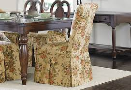 Slipcover Dining Chair Covers Dining Chair Slipcovers Sure Fit Home Decor