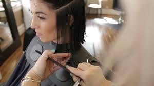 blunt haircut photos how to cut a blunt haircut youtube