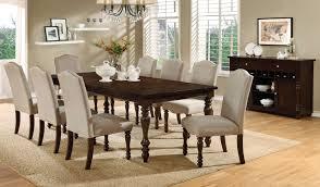 9 piece dining room set 9 piece dining room set garrett counter