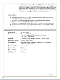 Easy Online Resume Builder by Remarkable Ctc Full Form In Resume 11 With Additional Online