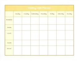 party menu planner template weekly menu template weekly meal plan template wgds9hd7