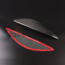 vauxhall vectra logo carbon fiber eyebrows eyelids cover for vauxhall opel vectra c