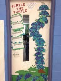 dr seuss yertle the turtle door decoration make it 3 d copy some